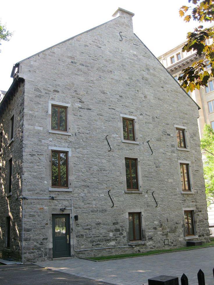Ancien hopital general de Montreal 04 - Ancien hôpital général de Montréal —…