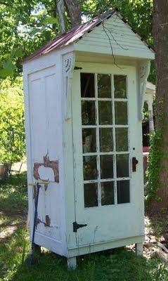 precious little garden shed