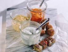 Recette Sauce au curry et à la noix de coco, notre recette Sauce au curry et à la noix de coco - aufeminin.com