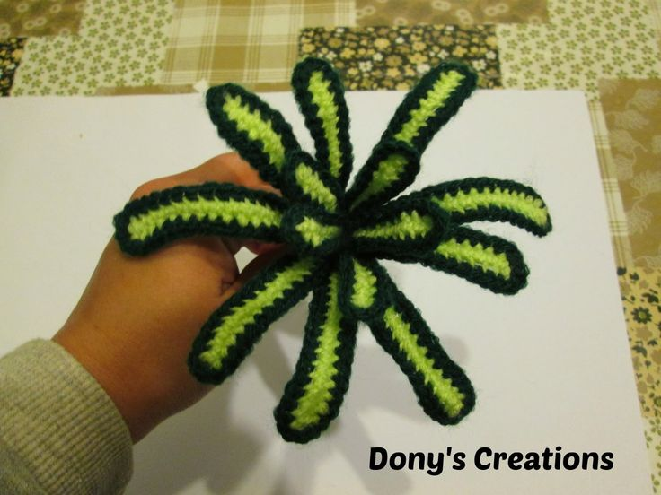 Dony's Creations by Donatella Saralli: Cactus leaves (no. 5)