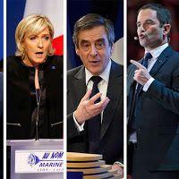 Γαλλία-ντιμπέιτ: Διασταυρώνουν τα ξίφη τους οι πέντε κυριότεροι υποψήφιοι για την προεδρία