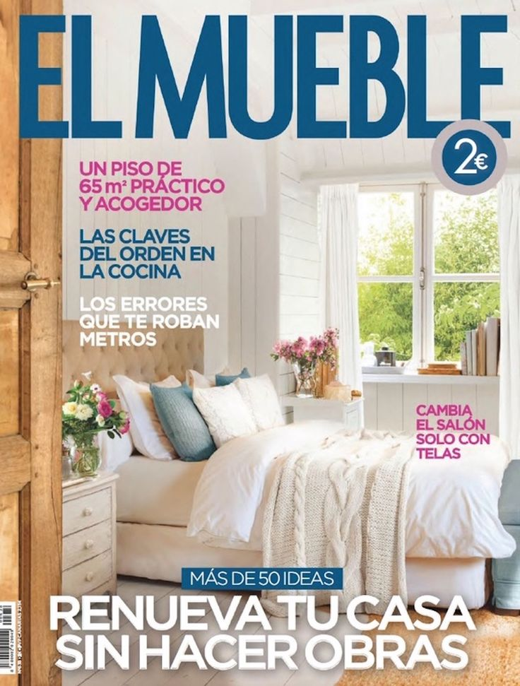 El Mueble El Mueble Magazine Is A Spanish Home And Interior Design Magazine Showcasing