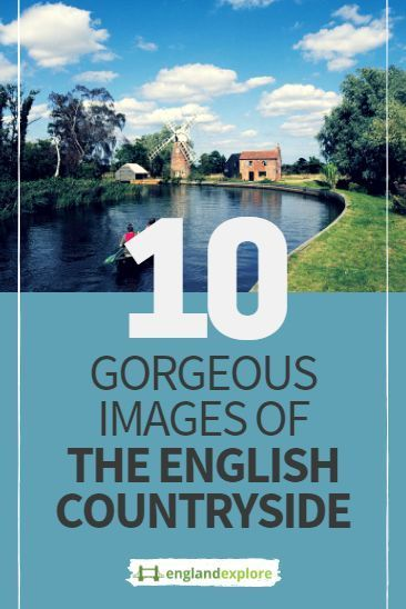 Some gorgeous photos of the many facets of the English countryside...