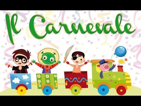CARNEVALE ALE' - video cartoon - sigla del Carnevale di Gambettola - YouTube