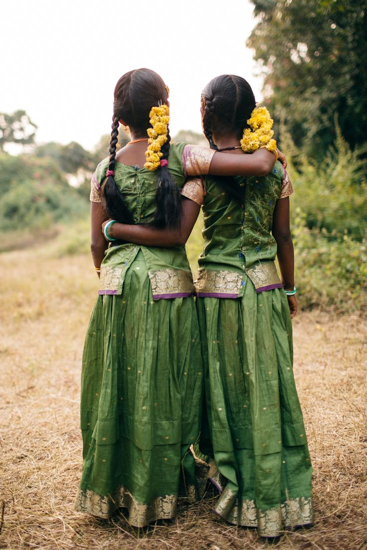 Sisters - South India