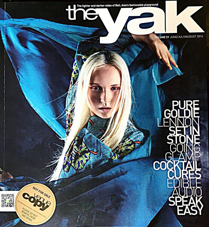 'Yak Magazine Vol. 51 June/July/August 2016