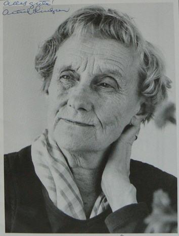 Astrid Lindgren - en klog kvinde