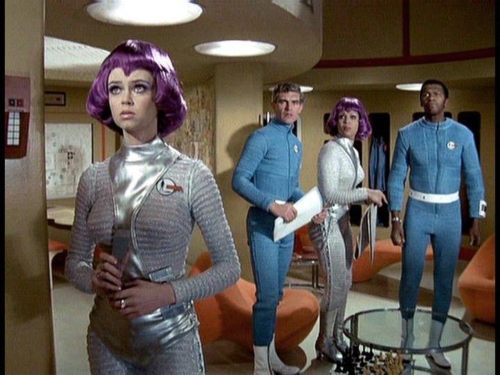 Joan Harrington from S.H.A.D.O. on the 1970s show UFO