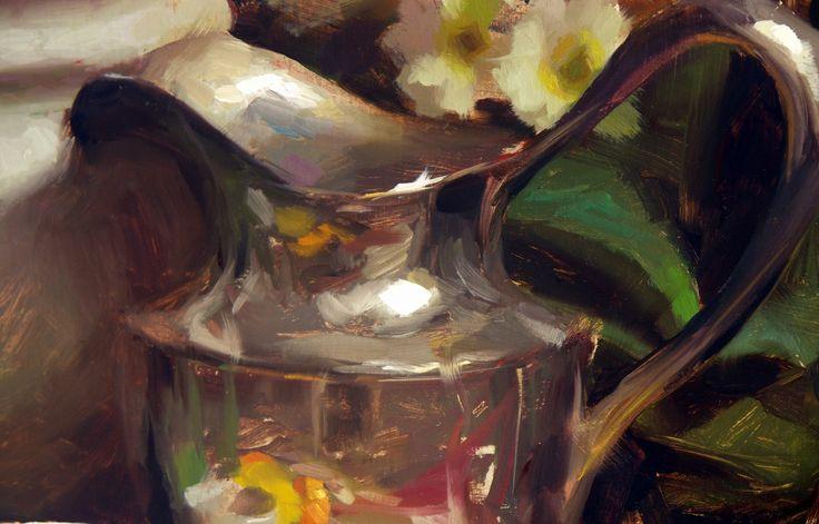 detail from Daniel Keys painting --love it