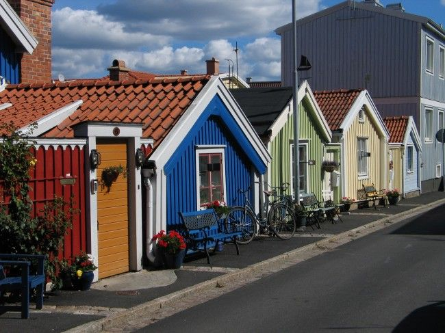 Best Karlskrona Sweden Images On Pinterest Karlskrona - Traditional swedish homes
