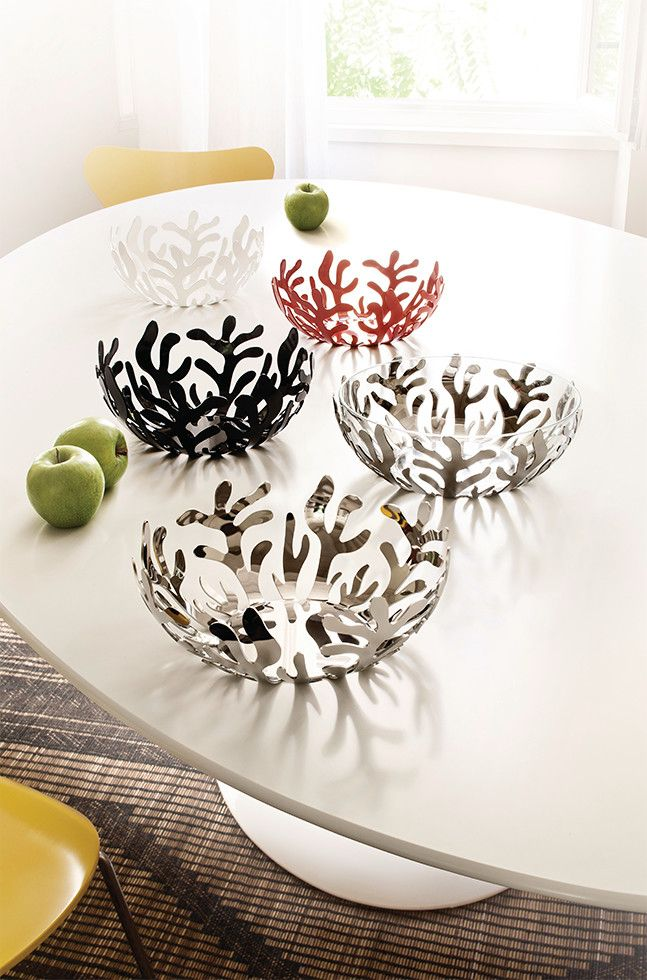 Mediterraneo - Baskets and Fruit bowls Alessi