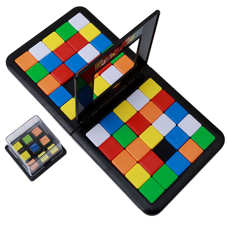 Rubiks Race Puzzle Toy // Price: $20.95 & FREE Shipping Worldwide //    #boardgame #cardgame #game #puzzle #maze