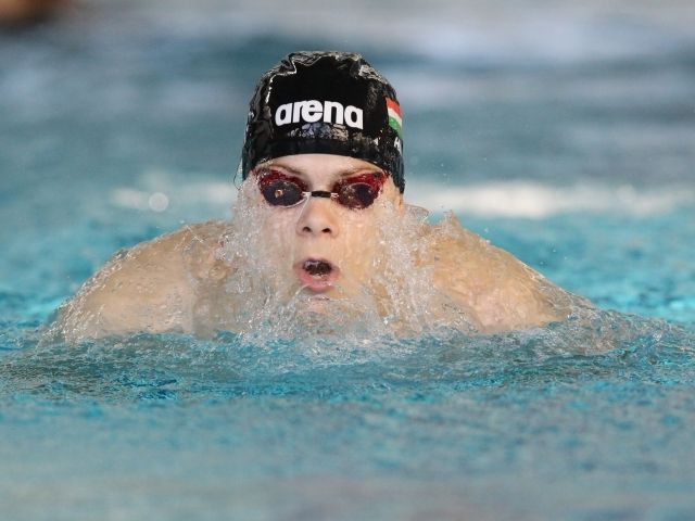 Tamas Kenderesi move up to No.2 in 200m Fly #WorldRankings  A Hungarian swimming star Tamas Kenderesi won gold in the Hungary National Championship and ranked second in the world rankings in 200m Fly.  #SwimIndia
