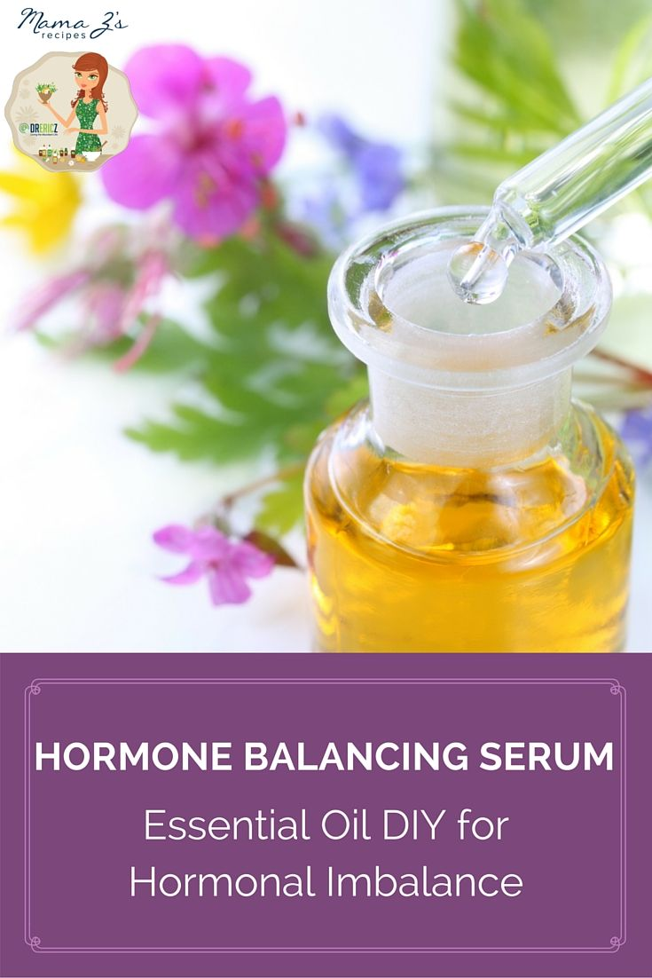 This #DIY hormone balancing serum is a true lifesaver for overall hormone imbalance.