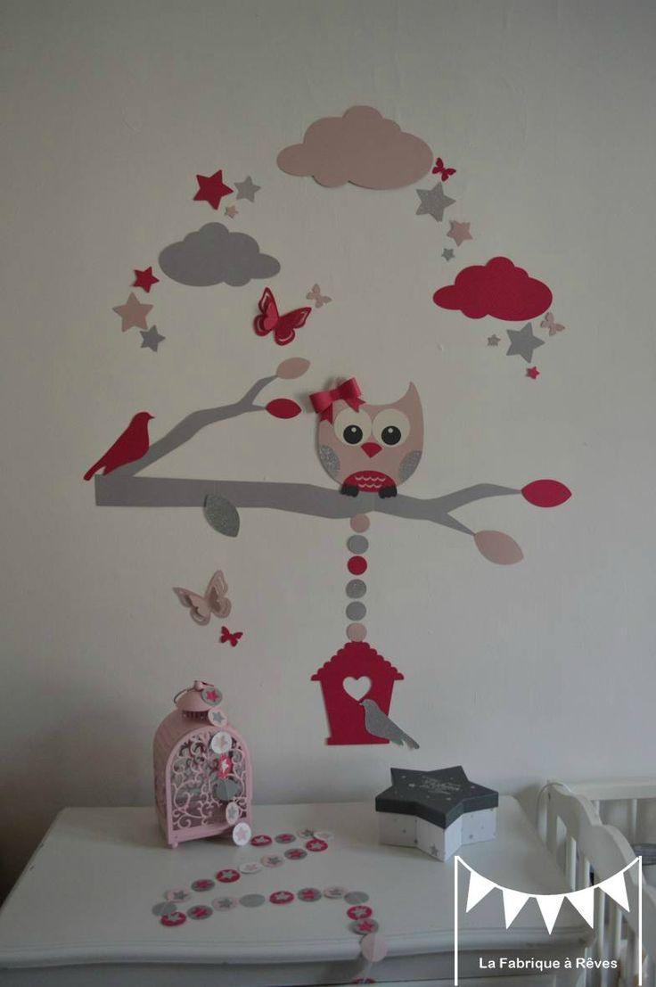 best 20 stickers b b fille ideas on pinterest autocollants de mur de chambre d 39 enfants. Black Bedroom Furniture Sets. Home Design Ideas