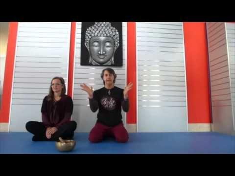 Yoga per knitters e creativi:la vista;the eyes - YouTube