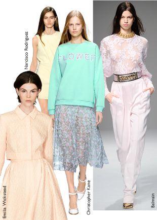 Trends|*modern pastels