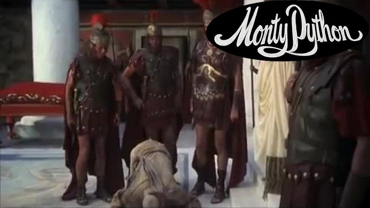 Biggus Dickus - Monty Python's Life of Brian