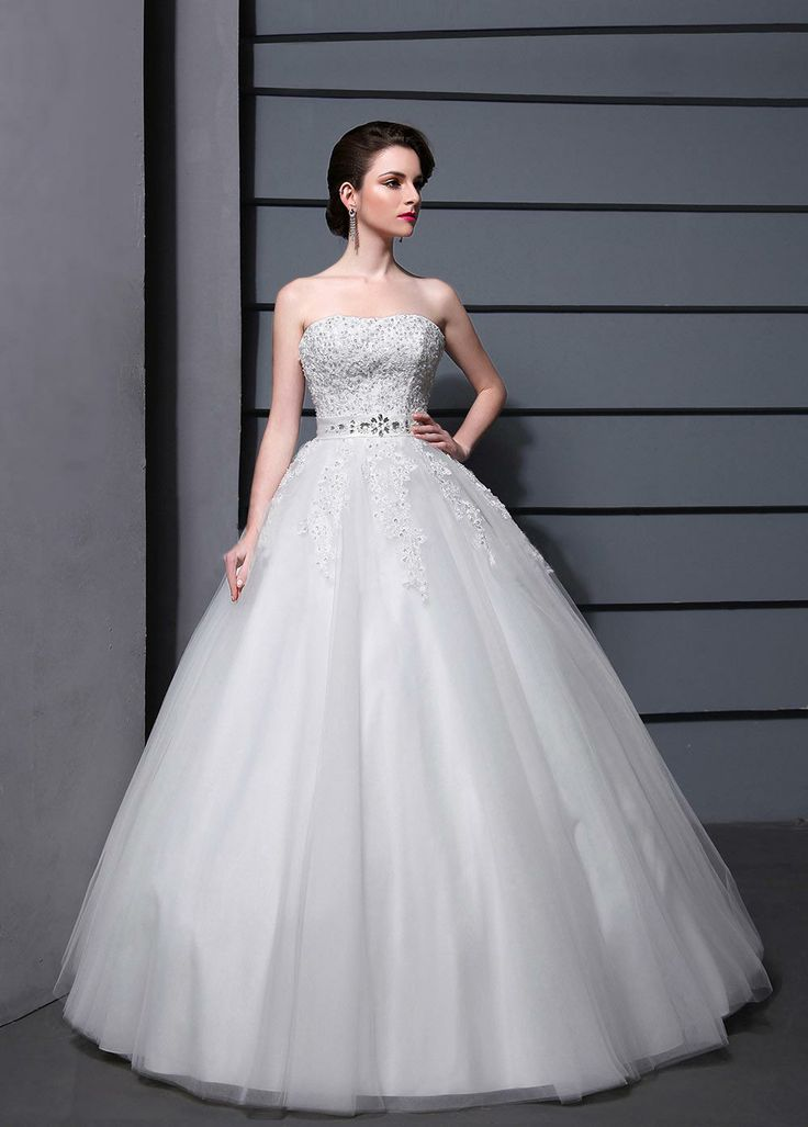Charming satintulle ball gown sweetheart neckline natural