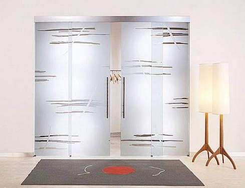 Glide puertas correderas que separan espacios  Puertas