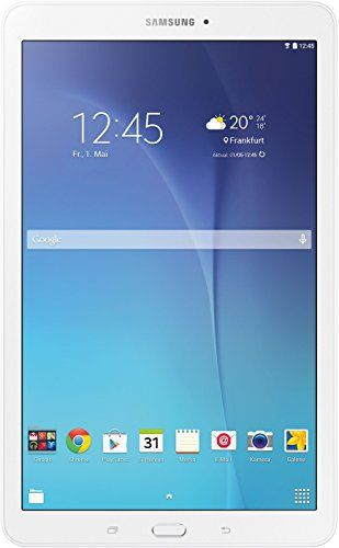 Samsung Galaxy Tab E SM-T560 8GB Color blanco - Tablet (Tableta de tamaño completo, Pizarra, Android, Color blanco, Despertador, calculadora, calendario, Recordatorio de eventos, notas, Lista de tareas, 1280 x 800 Pixeles) - Amazon Rebajas