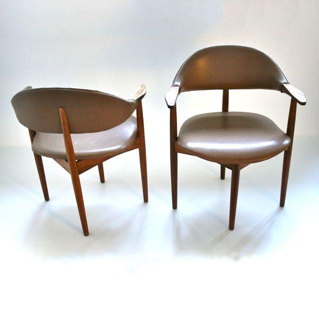daVintage vestervig eriksen rosewood dining chairs Brdr Tromborg 1960s IMG_4531