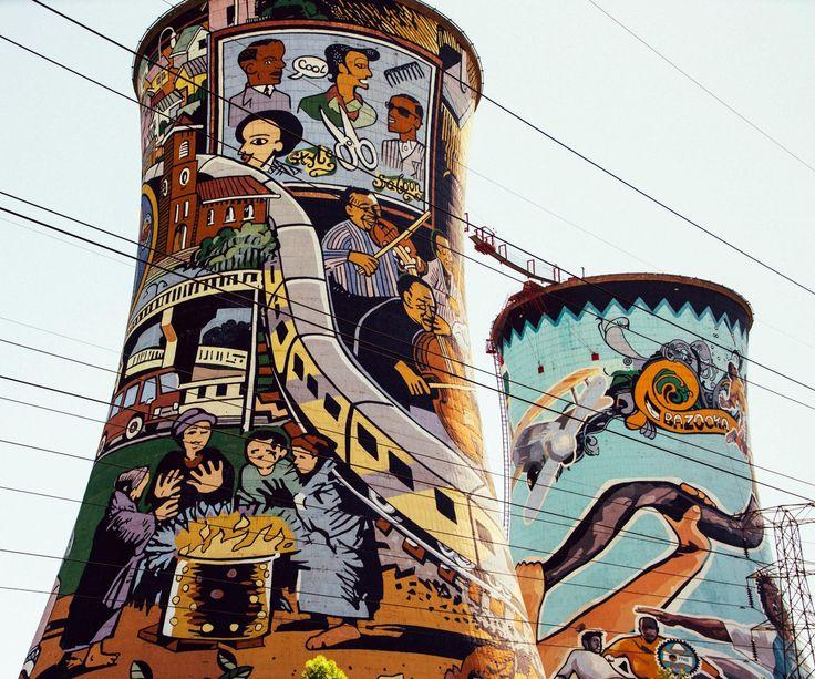 Soweto, Johannesburg by Adam Rozanski on 500px
