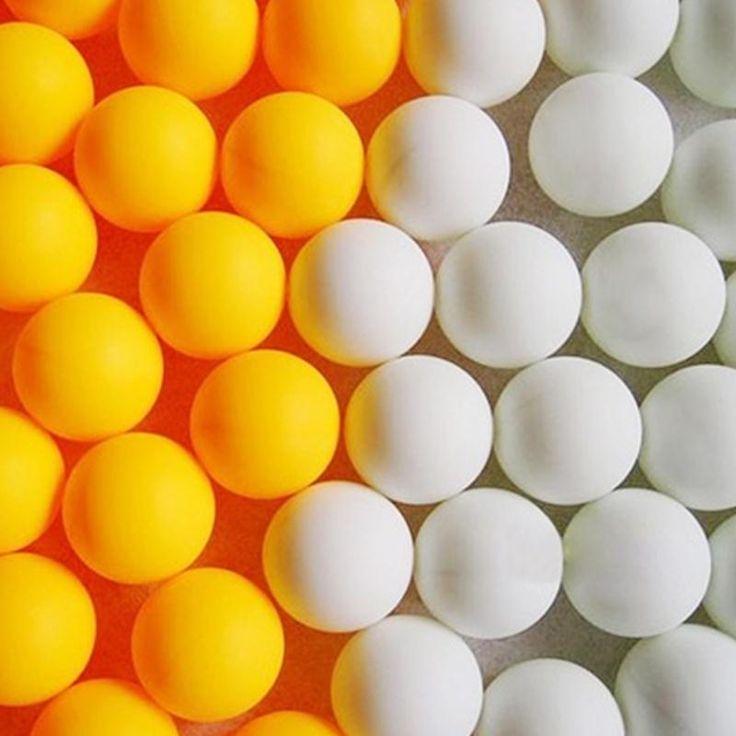150 pz 38mm Bianco Beer Pong Palline Ping Pong Palline Lavabile Bere Bianco Pratica Pallina Da Ping Pong
