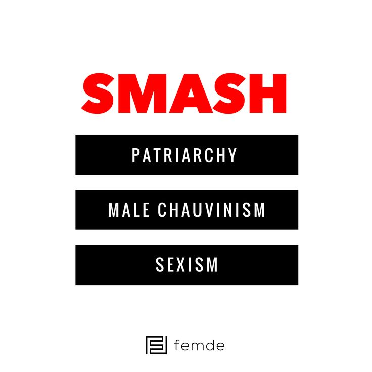 patriarchy in advertisements An agency which excels in advertising using brand-fueled movement marketing  located in nyc  with a movement against the patriarchy and for equality.