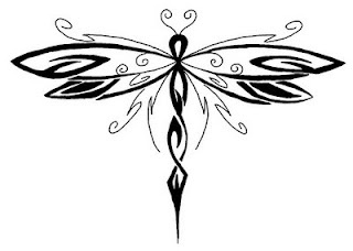 dragon fly tattoo-ideas