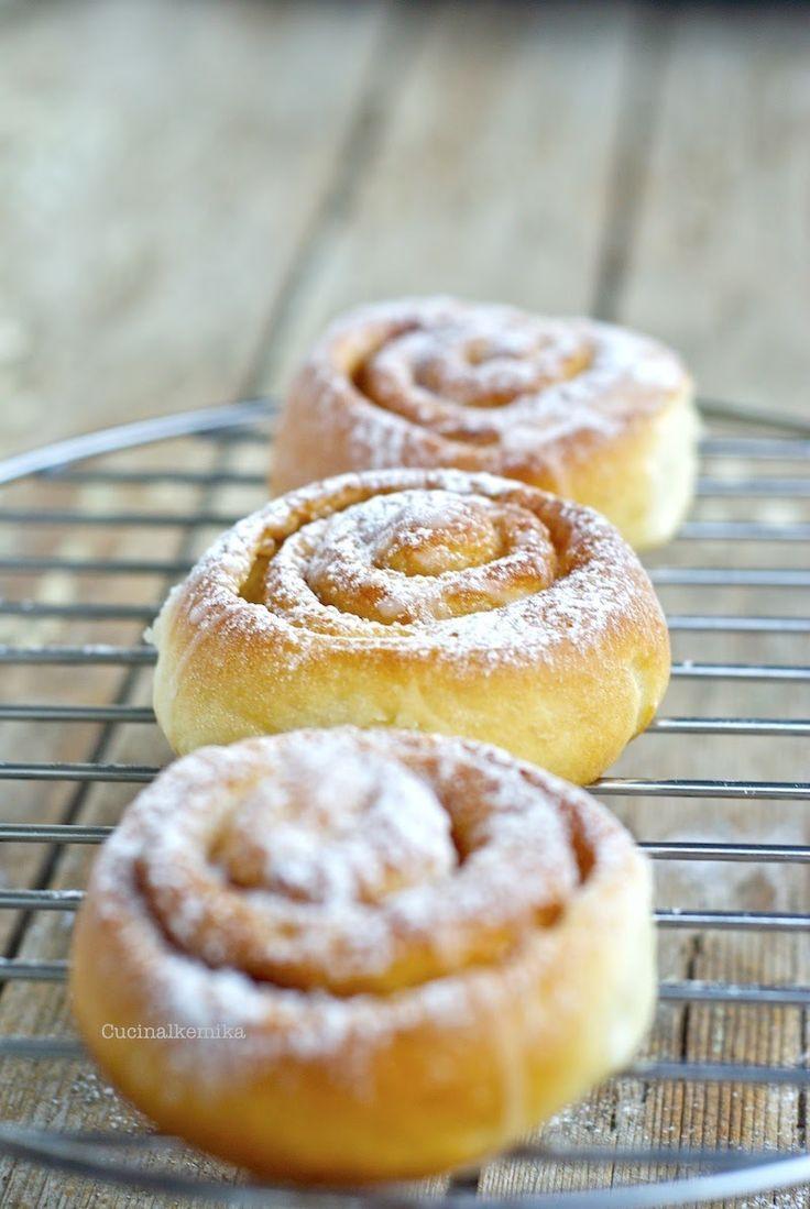 Cucinalkemika: Cinnamon rolls