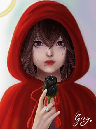 the soul of the fox(grey_hallo)   Illustrations - MediBang