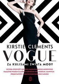 Vogue. Za kulisami świata mody-Clements Kristie