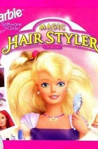 Barbie Magic Hair Styler | 21 Barbie Computer Games You Totally Forgot Existed