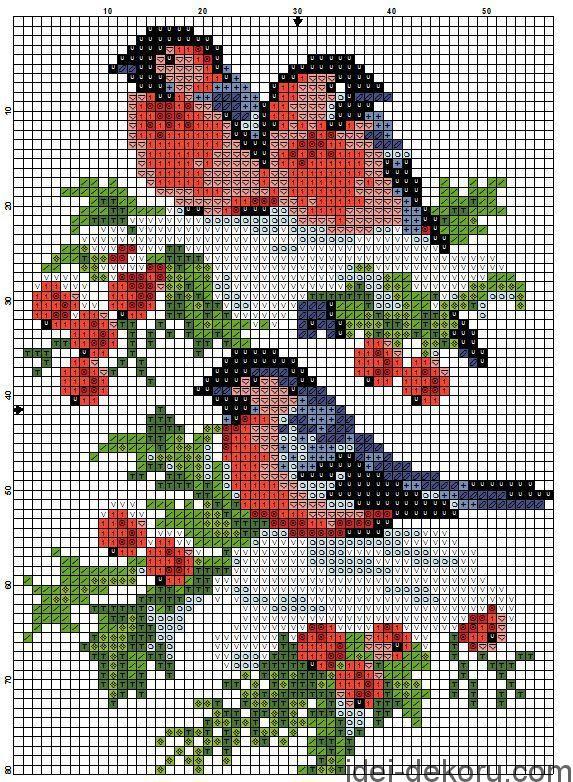 """Результат пошуку зображень за запитом """"схема птахи хрестиком"""""""