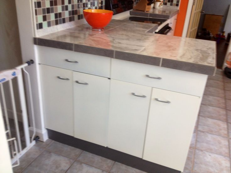 Best Our Vintage St Charles Metal Kitchen Cabinets They Were 640 x 480