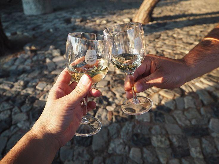 Wine with a View, Lisbon   Saudades de Portugal