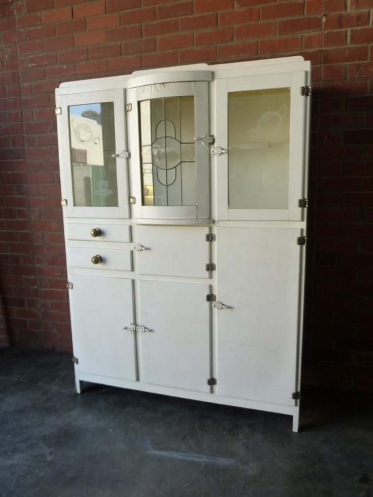 1940's kitchenette - this is a European style kitchen unit
