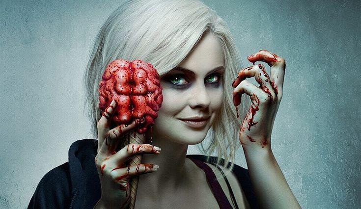 "#iZombie Season 3 Episode 2 ""Zombie Knows Best."" Recap with Spoliers https://www.sueboohscorner.com/new-blog/izombie-season-3-episode-2-zombie-knows-best-recap-with-spoliers4122017"