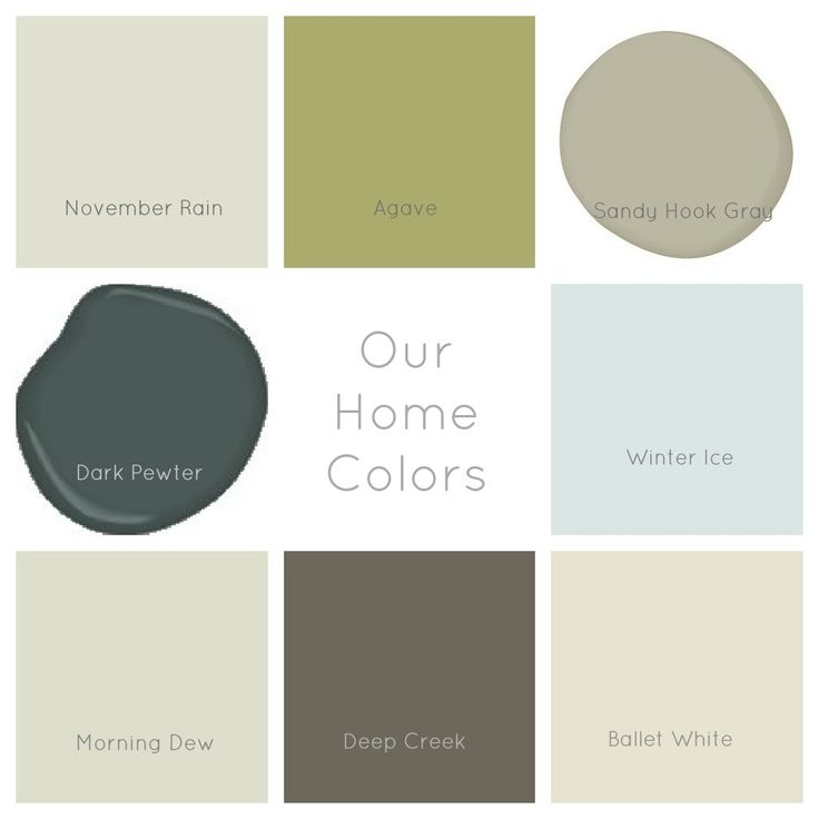 paint color benjamin moore images dark floors | Paint Colors text 2 Our House Colors And A Bit Of Reality