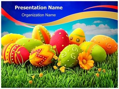Check out our professionally designed Colorful Easter Eggs PPT template. Download our Colorful #Easter Eggs PowerPoint presentation affordably and quickly now. Get started for your next PowerPoint presentation with our #Colorful Easter Eggs editable ppt template. This royalty free Colorful Easter Eggs #Powerpoint template lets you to edit text and values and is being used very aptly for Colorful Easter #Eggs, seasonal, holiday, symbol, festive, #celebration and such PowerPoint #presentation.