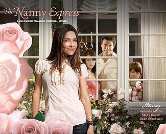 Another promotional poster for the Nanny Express... great movie