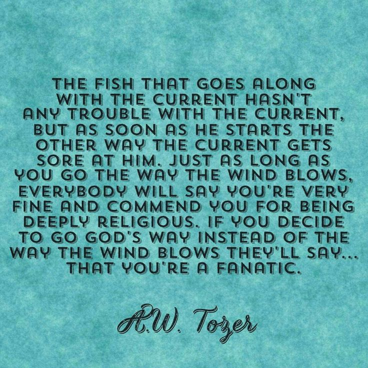 christian quotes   A.W. Tozer quotes   fanatic   zeal