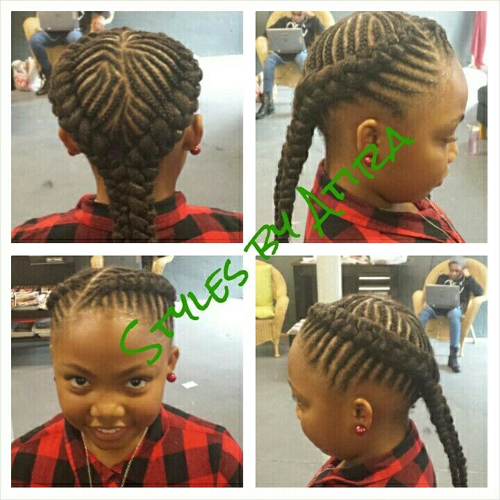 Iverson Braids Toddler Hairstyles Girl Lil Girl