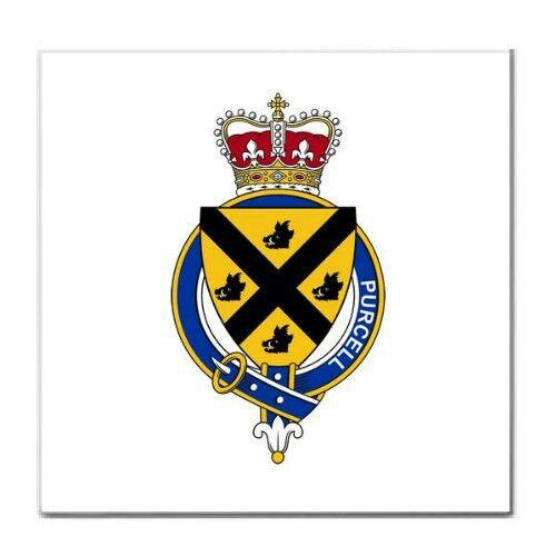 Purcell family crest