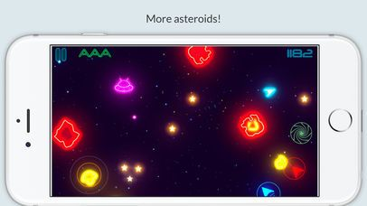 Glow Asteroids Shooter Games Action iPhone App **** $0.99 ->...: Glow Asteroids Shooter Games Action iPhone App… #iphone #Games #Action