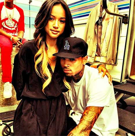 "Ooooooo La La!: Chris Brown Apologizes to Ex-Girlfriend Karrueche Tran After Putting Her On Blast, Says He's ""Young and Dumb"" #OooLaLaBlog"