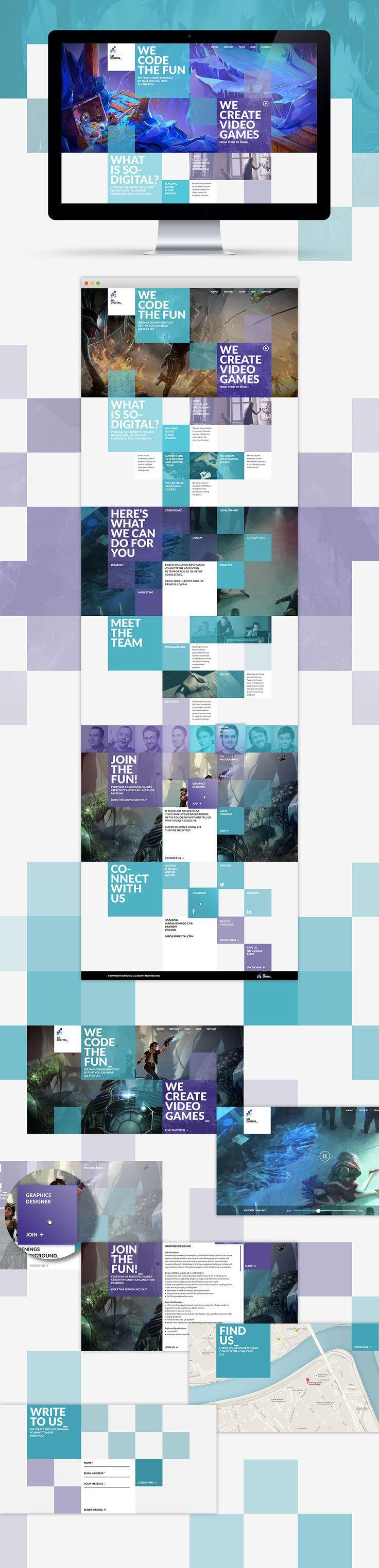 Sodigital_ on Web Design Served  _____________________________ Bildgestalter http://www.bildgestalter.net