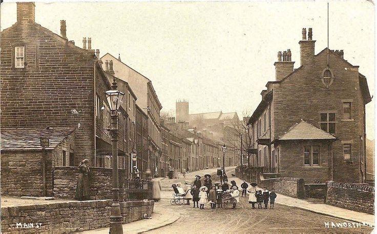 Haworth, Yorkshire
