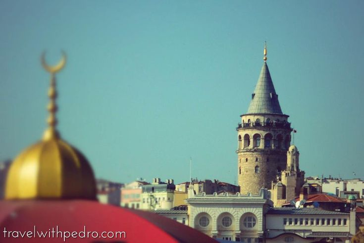 Galata Tower, A Wonder of Istanbul